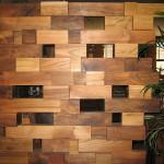 houten wandscheiding